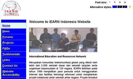 iEARN Indonesia for Impaired People